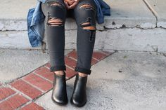 Vionic Boot For Fall By Melanee Shale