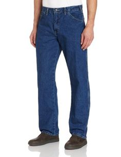 Brand New Dickies Men's Big & Tall Relaxed-Fit Carpenter Jean