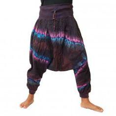 3/5 Aladdin Pants Batik