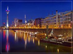 Media Harbour, Düsseldorf, Germany