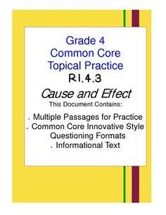 Cause & Effect - RI 4.3