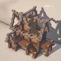 Minecraft House Plans, Minecraft Houses Survival, Minecraft Cottage, Minecraft Castle, Cute Minecraft Houses, Amazing Minecraft, Minecraft Blueprints, Minecraft Creations, Minecraft Crafts