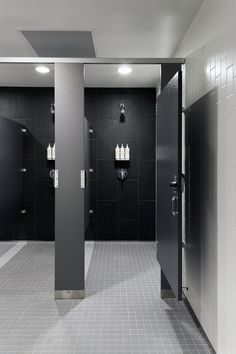 Our Shower Room Stall Dividers And Privacy Screen