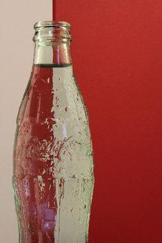 Coca Cola - Red & White - White & Red Coke | Photo by AJ Brustein