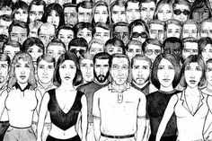 Multidão (Foto: Arquivo Google)
