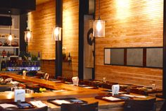 "Maruya, offers omakase (fixed menu fare) and it opened in 2013. It's a ""hidden gem"" located in San Francisco's Mission District."