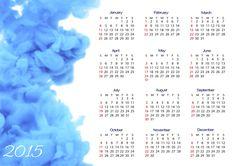 2015 Calendar Cover Design | Online Printable Calendar
