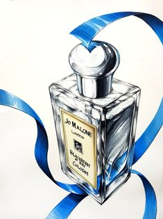 Perspective Sketch, Sketch Markers, Copic, Airbrush, Mixed Media, Perfume Bottles, Sketches, Make Up, Drawings