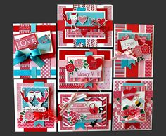 87 best my card kits images on pinterest in 2018 card kit i card february 14th card kit kims card kits handmade greeting card kit i card m4hsunfo