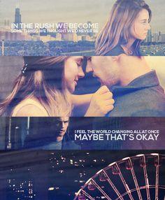 Tobias/Four and Tris!