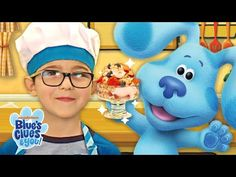 Welcome to Josh and Blue's Snack Time Showdown! Today's special chef contestants are making a snack for Blue in only 10 minutes!