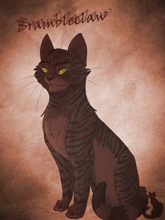 15 Best Warriors: Brambleclaw images in 2015 | Warrior cats