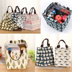 Sac Lunch, Lunch Tote Bag, Picnic Bag, Diy Cooler, Picnic Cooler, Bag Storage, Storage Containers, Diy Bags Purses, Insulated Lunch Bags