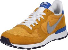 Nike Internationalist chaussures orange