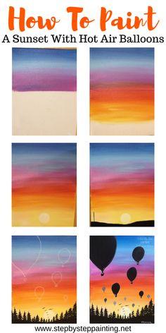 100 Process Painting Pins By Tracie Kiernan Ideas In 2020 Step By Step Painting Painting Tutorial Painting