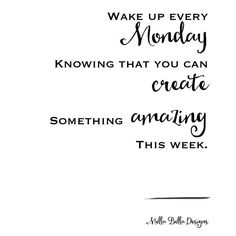 What amazing things will you do this week? . #mondaymotivation