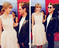 I want Taylor's hair...and to be standing beside Zac Efron