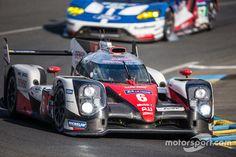 #6 Toyota Racing Toyota TS050 Hybrid: Stéphane Sarrazin, Mike Conway, Kamui Kobayashi 24 Hours of Le Mans