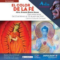 """Conoce el Circuito Estatal de Exposiciones """"Arte en Conexión""""."""