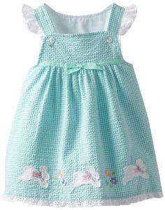 Good Lad Baby-Girls Infant Seersucker... $6.97 #bestseller