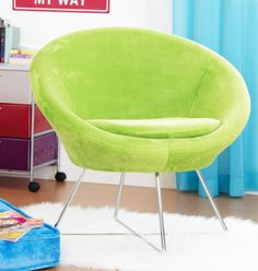 Your Zone Orb Chair - Green Glaze* Wal Mart $50.00