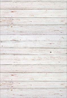 Wooden Backdrop White Background Muslin Backdrops J03389