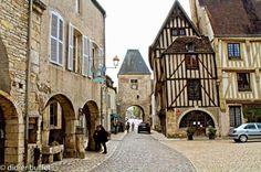 Yonne : Noyers sur Serein