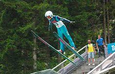 Salto con gli sci: Camilla Comazzi in evidenza a Tarvisio