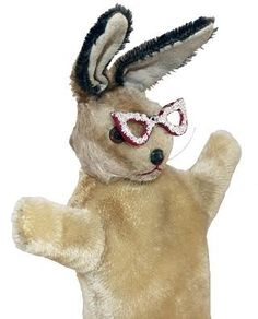 Captain Kangaroo's original Mr Bunny Rabbit !