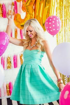 love this mint party dress! Marchesa, Zuhair Murad, Elie Saab, Lilly Pulitzer, Tory Burch, Dior, Girl Birthday, Happy Birthday, Birthday Bash