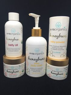 e-ra Organics Baby ProductsYou can find Organic baby products and more on our website.e-ra Organics Baby Products Bump Style, Skin Tightening Cream, Baby Skin Care, Baby Care Tips, Baby Powder, Baby List, Baby Body, Newborn Care, Free Baby Stuff