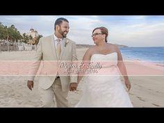 Riu Palace Cabo San Lucas Wedding Video - Sally & Pedro - YouTube