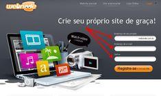 Como fazer um site grátis - http://www.comofazer.org/tecnologia/como-fazer-um-site-gratis/