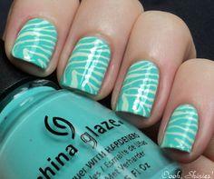Oooh, Shinies!: Aqua tiger