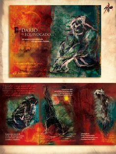 Álbum, El diario de Darío / Bolígrafo & digital.