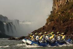 rafting - Iguaçu National Park