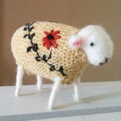 Mary Kilvert's sheep