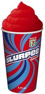 I remember when I was a kid, my dad would take me to 711 for a slurpee after dinner. It was daddy and me time.... great memories!!!!