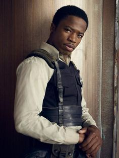 Defiance solo picture with Dewshane Williams as Tommy LaSalle