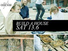 Byg et hus. Byggeworkshop for fødevarefælleskabets nye halmhus. Læs anbefalingen på: http://www.thisisodense.dk/da/18424/byg-et-hus