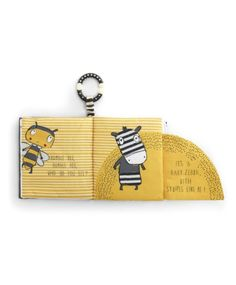 Get your little one's library started early with the Bumble Bee Book by Mamas & Papas. This sensory toy has crinkly texture and peekaboo flaps that your baby will love. Baby Bumble Bee, Bee Toys, Kid Essentials, Baby Zebra, Baby Bouncer, Baby Box, Mamas And Papas, Sensory Toys, Everything Baby