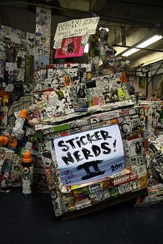 Sticker Nerds 2 - Portland, OR