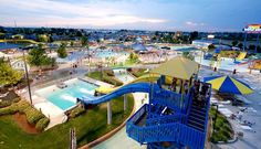 Roaring Springs Water Park - Boise, Idaho - looks like a good, all kid age water park Wonderful Places, Great Places, Places To See, Need A Vacation, Vacation Trips, Vacation Ideas, Vacations, Meridian Idaho, Hotel Specials