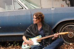 Kathleen Edwards, a Canadian folk musician.  Talented and quite easy on the eyes :-)