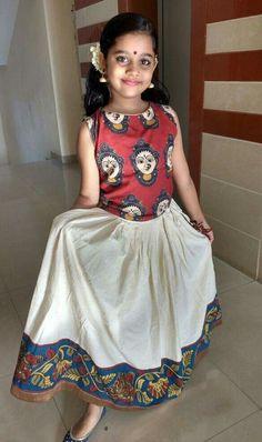 Baby Frock Pattern, Frock Patterns, Kids Indian Wear, Kids Ethnic Wear, Frocks For Girls, Kids Frocks, Ethnic Outfits, Indian Outfits, Indian Clothes