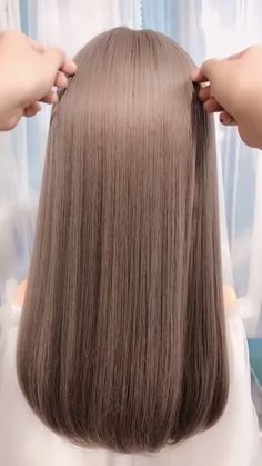 hairstyles for long hair videos Hairstyles Tutorials Compilation 2019 Part 90 hair style video for girl - Hair Style Girl Hairstyle For Girls Video, Easy Hairstyles For Long Hair, Little Girl Hairstyles, Hairstyles For School, Braided Hairstyles, Beautiful Hairstyles, Brown Hairstyles, Kids Hairstyle, Woman Hairstyles
