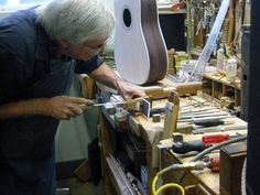A look inside how Martin guitars are made
