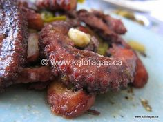 """Follow How many ways are there to prepare octopus? There's grilled, boiled, baked, I recently tried """"sous vide"""" (and it was fantastic) and now there is fried. Regardless of how you're going to eat octopus the key is to tenderize it. The old-school way in Greece was to bash it on rocks at the beach, …"""