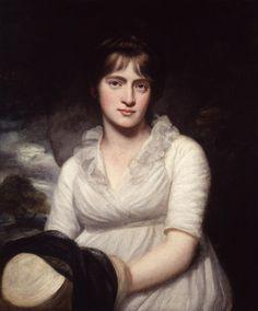 Amelia Opie by John Opie, 1798