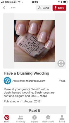 Blush, Nails, How To Make, Blusher Brush, Finger Nails, Ongles, Blushes, Nail, Blush Dupes